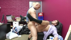 Law And Hoarder - John Magnum with Bryce Star a bit of wazoo