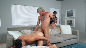 don't Say A Word - Casey Jacks with Blake Ryder ass hammer