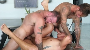 Game On - Brian Michaels with Aston Springs ass Hook up