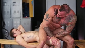 Confessions Of A Straight man - Sean Duran & Jackson Traynor a bit of butthole