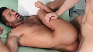 Confessions Of A Straight man - Dominic Pacifico & Connor Halstead ass sex