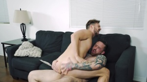 Space Invaders - Jordan Levine & Casey Jacks butthole bone