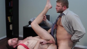 The trickle - Colby Jansen & Brandon Moore butthole Hump