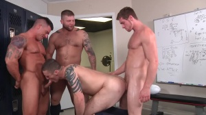 Scrum - Colby Jansen, Connor Maguire anal Love