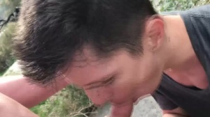 fellows In Public 3 – Hike - wazoo Licking First Time
