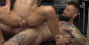 Putting The butthole In Assistant: - Troy Daniels with Drew Dixon anal Hump