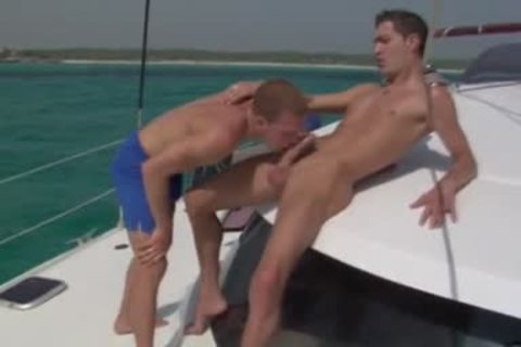 Love Boat two-unfathomable throat