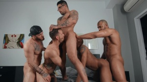 By Invitation merely - William Seed with Ryan hammers anal Nail