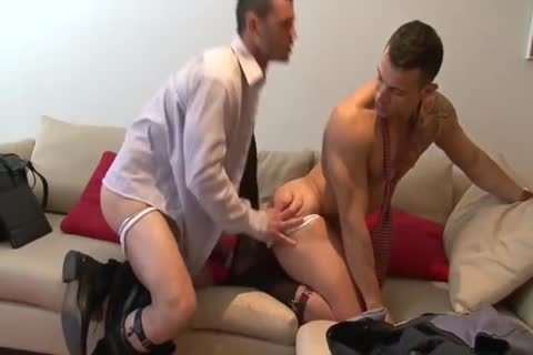 Spanish Hunks In Suits With massive dicks plow