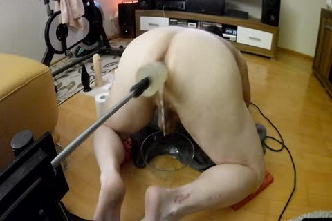 Fuckingmachine And 6 Dildos In A Row! agonorgasmos Over agonorgasmos!