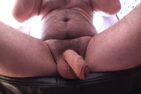 Playing Jerking And sperm Uncut Foreskin bushy bisex daddy's