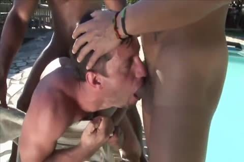 sexy Brazilians Bust Their Creamy Loads All Over Each Other