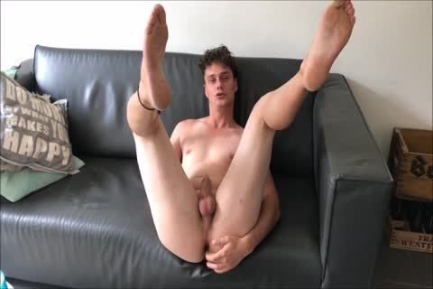 old lad Satisfies young man In POV