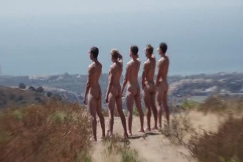 naked chaps Rowing: long lusty Summer, Pt two, Spain, 2016