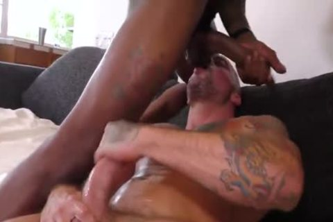 Sean Duran acquire nailed By Ray Diesel And deep Dicc