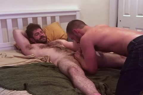 VERBAL bushy dad TELLS HOOKUP he'S gonna NUT INSIDE