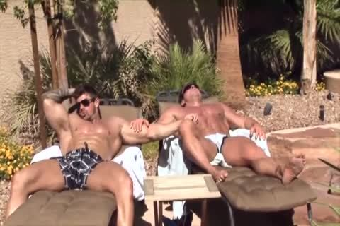 Muscle sleazy plowing twinks