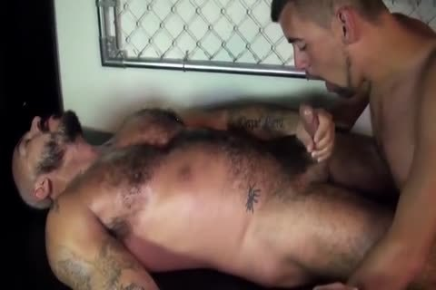handsome Latino pounding After Cumming And Blowjobs
