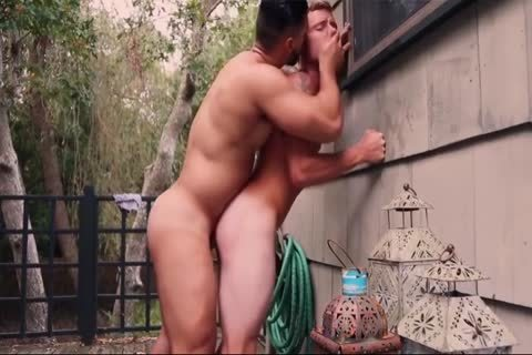 horny Military men Go juicy In A homosexual ass pound Fest fuckfest