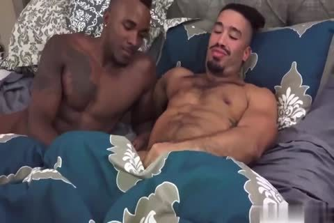 young males bare 10-Pounder For blow job And hardcore banging