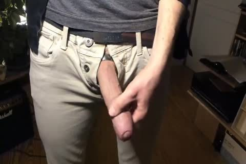 Web cam large, long, thick, Veiny, Uncut weenie Jerking