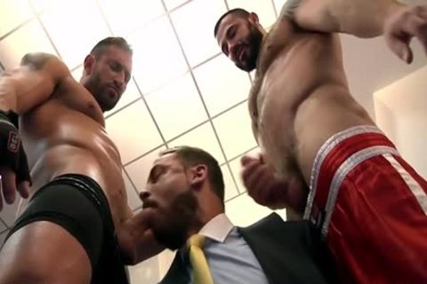Caleb Roca & Jessy Ares Logan Moore - Double Strike