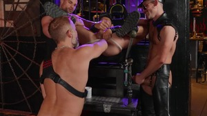 Tom Of Finland: Leather Bar Initiation - Dirk Caber with Kurtis Wolfe American Love