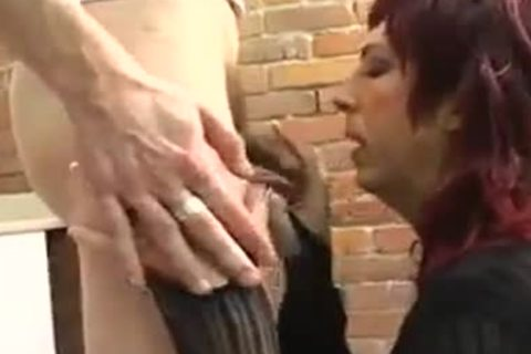 dilettante Roleplay ladyboy acquires plowed By Two Plumbers