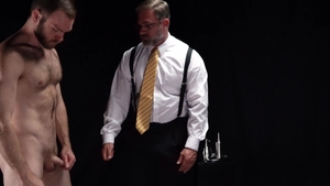 MissionaryBoys.com - Tight Bishop Gibson tied up prostate