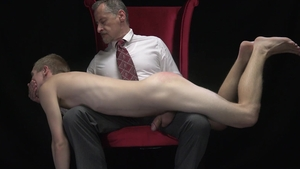 Missionary Boys - Elder Stewart first time disciplined scene
