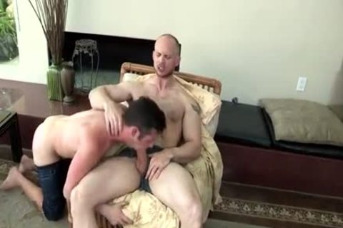 Daddy's guy - John Magnum And Chase Yang