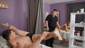 Drill My Hole: Twink boy Dante Colle gets ass licked scene