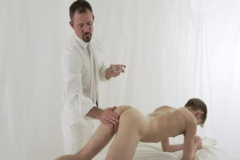 submissive Church boy Teased By Hung Priest