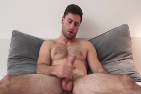 Straight Hunk Try-out