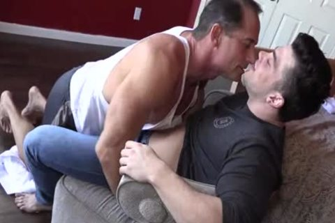 daddy Daddy loves youthful Straight College penis