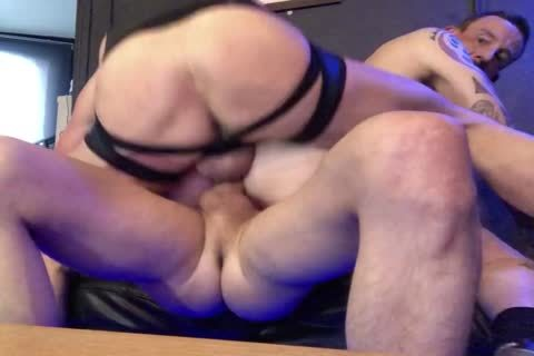 ribald bareback 3way With Double ass Part 2