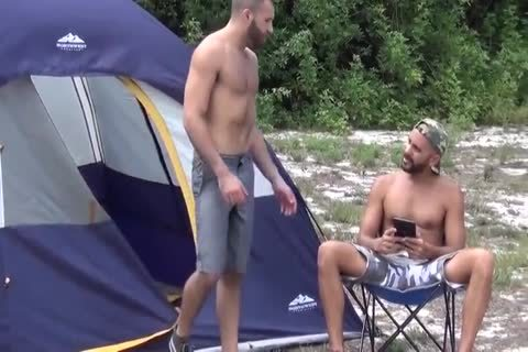 Camping Is sexy