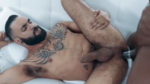 NoirMale - Rough nailing together with Zaddy and Max Konnor