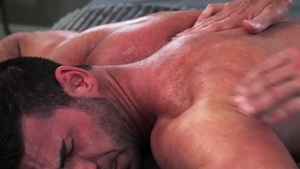 Icon Male - Billy Santoro smashed by nice big dick daddy