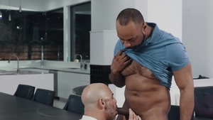 NoirMale.com - Athletic huge dick Adam Russo rimjob