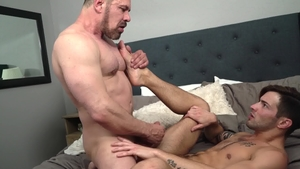Icon Male: Casey Everett and Max Sargent fucking