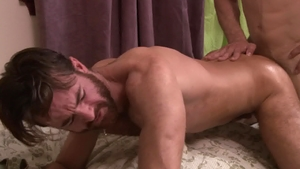 Icon Male - Muscled Max Sargent & Brendan Patrick