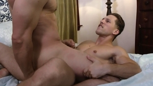 IconMale: Muscle Roman Todd & Max Sargent blowjob cum video