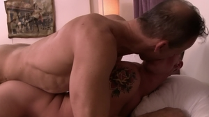 Icon Male - Mature Rodney Steele reality masturbation