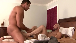 Icon Male - DILF Adam Russo being pounded by Nick Capra