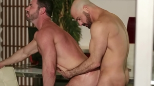 IconMale.com: Billy Santoro is hairy mature