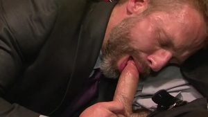 Icon Male: Real fucking together with Adam Russo & Dirk Caber
