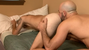 IconMale: Twink boy Bryce Action receives ramming hard in HD