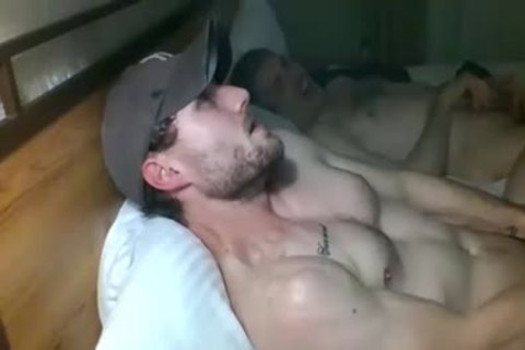 daddy engulfing cock In Live