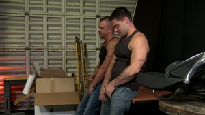Men Over 30: Sean Duran , Darin Silvers together with Aspen